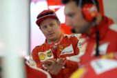 Manager: Raikkonen is on Vettel's pace