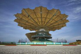 Main grandstand Sepang circuit