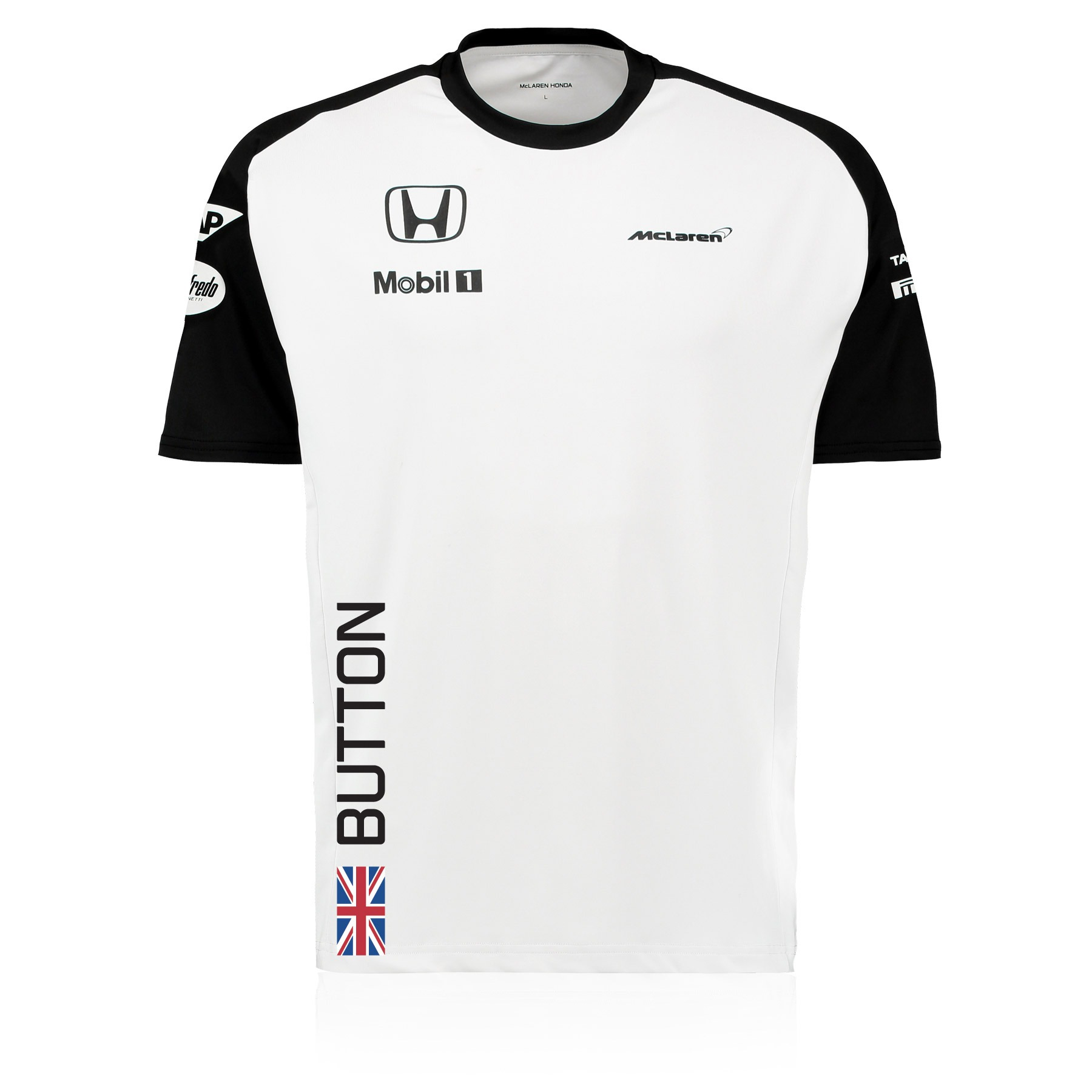 Button F1 shirt