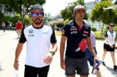 Sainz tips 'giant steps' for Alonso & McLaren
