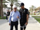 Ecclestone says Hamilton new contract drama is all for show