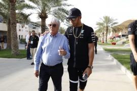 Ecclestone: No more '50 million' contracts for Hamilton