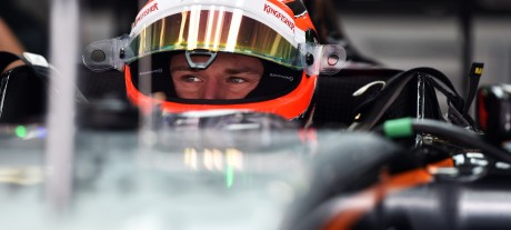 Force India signs Hulkenberg for 2016 & 2017