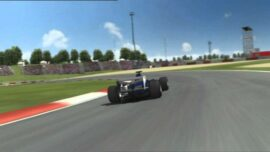 Animated onboard lap F1 circuit Nurburgring German Grand Prix 2011