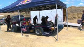 Red Bull F1 Off-Road Showrun Austin USA August 2011