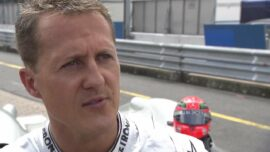 Interview Michel Schumacher 2011 Nurburgring