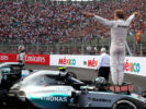 Rosberg's hat-trick hopes dealt a blow