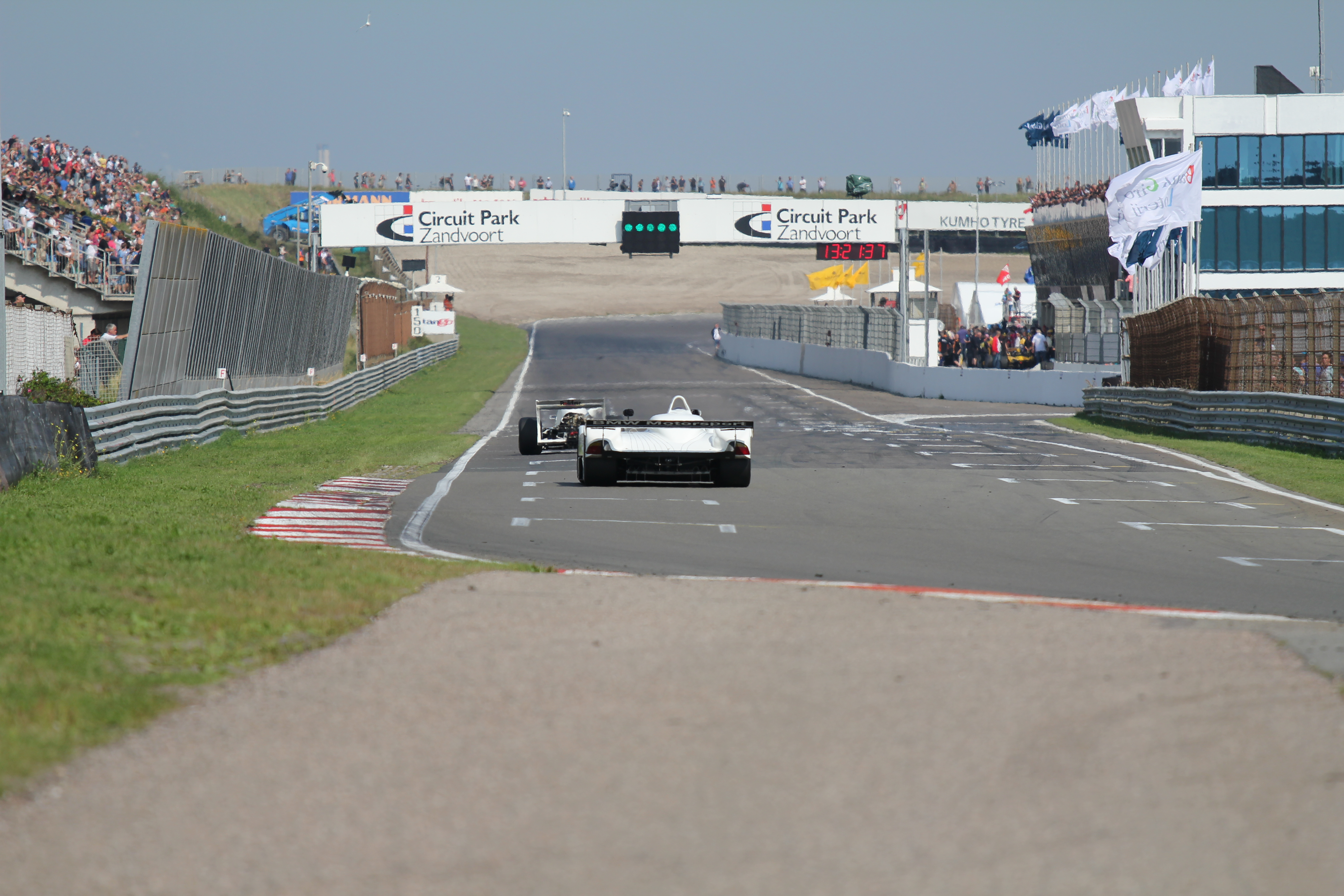 Liberty not denying Zandvoort F1 deal