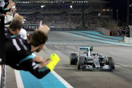 2015 Abu Dhabi Grand Prix: F1 Race Results, Winner & Report