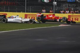 HiRes wallpapers pictures 2015 Mexican F1 GP