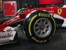 Ferrari SF16-H front close-up