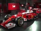 Ferrari SF16-H launch pictures