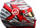 2017 Kevin Magnussen Helmet