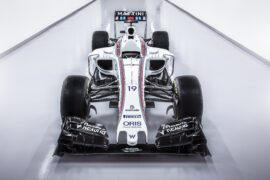 Williams FW38 front view