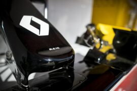 Renault shows F1 factory upgrades