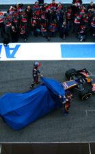 Toro Rosso STR11 launch