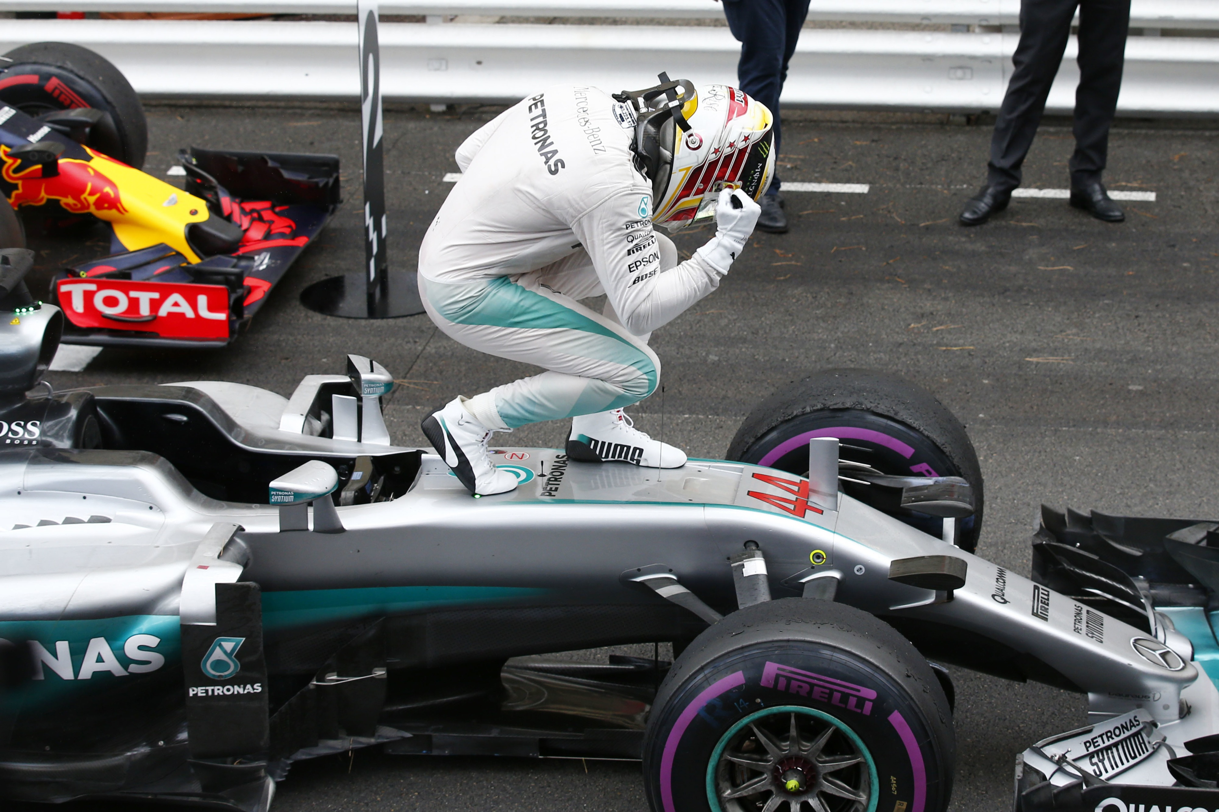 Race results 2018 French F1 grand prix