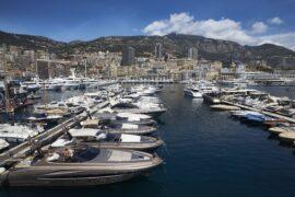 Monte Carlo Harbour, Monaco