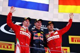 Race results 2016 Spanish F1 Grand Prix