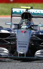 Nico Rosberg, Mercedes W07