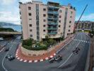 Nico Hulkenberg driving his Force India VJM09 at Monaco