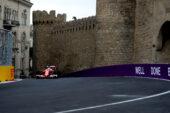 Lap times 3rd practice 2016 European F1 Grand Prix