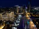 Azerbijan by night