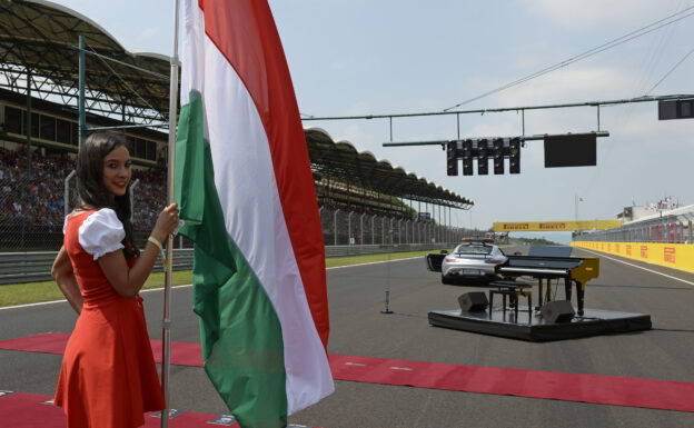 F1 definitely moving on to Hungary