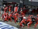GP GRAN BRETAGNA F1/2016 Ferrari Team