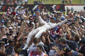 Hamilton warns Liberty against Silverstone axe