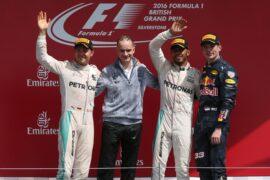 2016 British Grand Prix: F1 Race Results, Winner & Report