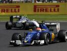 Felipe Nasr Sauber C35 Ferrari V6 Turbo