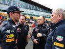 Max Verstappen at British GP F1 2016