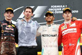 2016 Austrian Grand Prix: F1 Race Results, Winner & Report