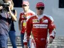 Kimi Räikkönen of Ferrari at GP BELGIUM F1/2016