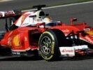 Sebastian Vettel of Ferrari at GP BELGIUM F1/2016