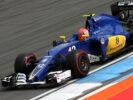 Felipe Nasr German GP F1/2016