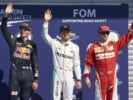 Formula One - MERCEDES AMG PETRONAS, Belgian GP 2016. Nico Rosberg;