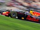 Max Verstappen Red Bull RB12 German GP F1/2016