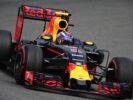 Max Verstappen Red Bull RB12, German GP F1/2016