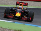 Daniel Ricciardo Red Bull RB12, German GP F1/2016