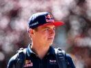 SPA, BELGIUM F1/2016: Max Verstappen of Red Bull Racing walks in the paddock during previews.