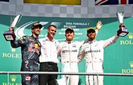 2016 Belgian Grand Prix: F1 Race Results, Winner & Report