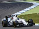 Felipe Massa, Williams FW38 Mercedes. German Gp F1/2016.