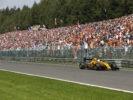 MAGNUSSEN Kevin Renault F1/2016 Belgium Grand Prix.