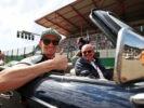 Nico Hulkenberg (GER) Sahara Force India F1 on the drivers parade. Belgian Grand Prix 2016.
