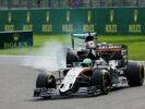Nico Hulkenberg (GER) Sahara Force India F1 VJM09. Belgian Grand Prix 2016