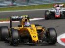 Jolyon Palmer (GBR) Renault Sport F1 Team RS16. Belgian Grand Prix. Spa-Francorchamps, Belgium.