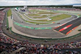 Nico Hulkenberg (GER) Sahara Force India F1 VJM09. German GP F1/2016 Hockenheim