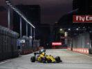 30 PALMER Jolyon Renault Singapore GP F1/2016